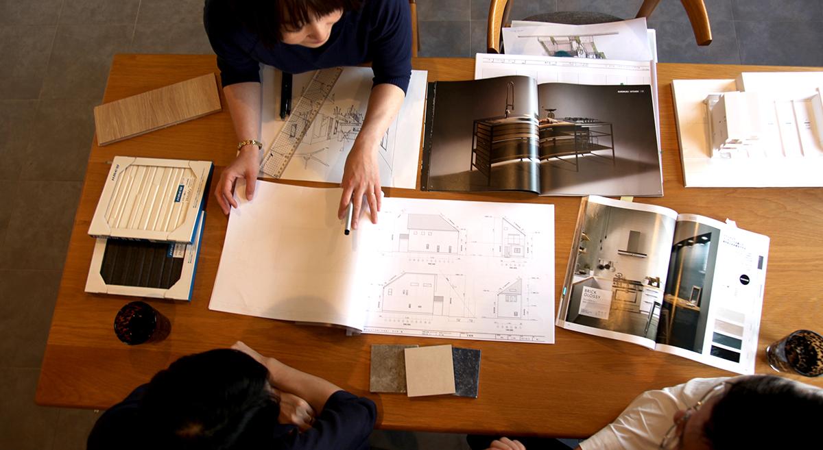 建築設計フルオーダー ファーストプラン