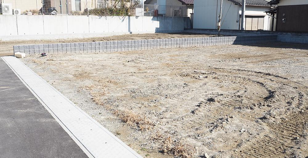 戸建用地の取得